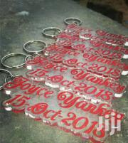 MARRIAGE CUSTOMIZED KEY RINGS( THANK YOU) | Home Accessories for sale in Greater Accra, Abelemkpe