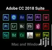 Adobe CC 2018 Suite Mac/Win | Computer Software for sale in Greater Accra, North Kaneshie