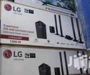 LG 5.1chl Theater Bluetooth 1000 Watts System DVD | TV & DVD Equipment for sale in Greater Accra, Accra Metropolitan