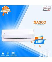 Nasco 1.5 HP Split Air Conditioner White(New) | Home Appliances for sale in Greater Accra, Adabraka