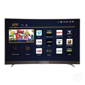TCL 55 Inch Curved Ultra HD 4K LED Android Smart TV~55P3CUS