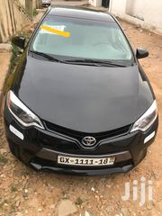 Toyota Corolla 2015 Black   Cars for sale in Greater Accra, Achimota