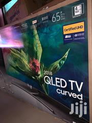 "Samsung 65"" Class Q7CN QLED Curved Smart 4K UHD TV (2018) 