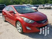 Hyundai Elantra 2012 GLS Red | Cars for sale in Greater Accra, Airport Residential Area