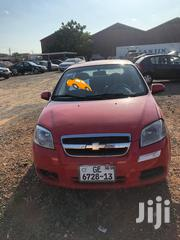 Chevrolet Aveo 2013 Red | Cars for sale in Greater Accra, East Legon