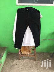 """Regular Men""""S Black Jeans From U.K for Sale   Clothing for sale in Greater Accra, North Kaneshie"""