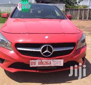 Mercedes-Benz CLA-Class 2014 Red | Cars for sale in Greater Accra, Accra Metropolitan