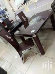 Promotion Of Thicker Glass Dining Six Set | Furniture for sale in Greater Accra, North Kaneshie
