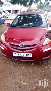 Toyota Yaris 2010 Red | Cars for sale in Greater Accra, Nungua East