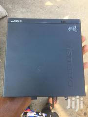 Desktop Computer Lenovo ThinkCentre M910 4GB Intel Core i5 HDD 320GB | Laptops & Computers for sale in Greater Accra, Odorkor