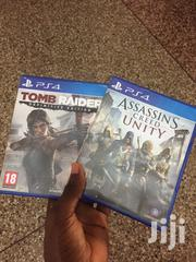Assassin Creed And Tomb Raider | Video Games for sale in Greater Accra, Adenta Municipal
