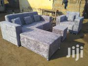 Anoited Leather Sofa | Furniture for sale in Greater Accra, Agbogbloshie