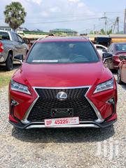 Lexus RX 2017 350 F Sport AWD Red | Cars for sale in Greater Accra, Achimota