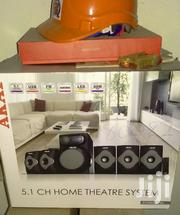 Akai 5.1 CH Home Theatre | Audio & Music Equipment for sale in Eastern Region, New-Juaben Municipal