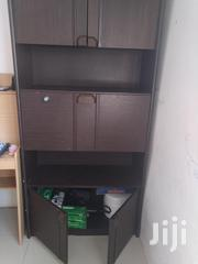 Brown Wooden Wardrobe | Furniture for sale in Greater Accra, Burma Camp