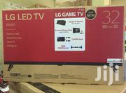 "LG 32""HD Digital Satellite LED TV Black + Free Bracket And Game Pad 