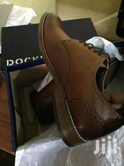 Dorkers Brown Leather Oxford Shoes | Shoes for sale in Greater Accra, North Kaneshie
