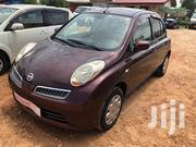 Nissan March 2010 Red | Cars for sale in Greater Accra, East Legon