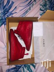 Zara Man Sneaker Red | Shoes for sale in Ashanti, Kumasi Metropolitan