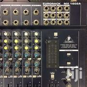 Behringer Eurorack Mx1602a 16 Input 2 Bus Mixing Console | TV & DVD Equipment for sale in Greater Accra, Dansoman