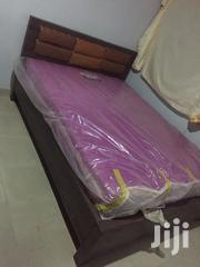 American Double Bed With Mattress for Sell. | Furniture for sale in Greater Accra, Airport Residential Area