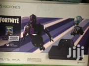 Brand New X Box One S 1TB Fortnite Edition Limited | Video Game Consoles for sale in Greater Accra, East Legon (Okponglo)