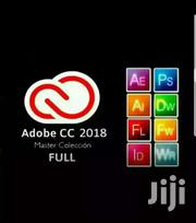 Adobe CC 2018 Master Collection (Full Set) | Computer Software for sale in Greater Accra, Osu