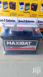 13 Plates Maxibat Car Battery - FREE DELIVERY | Vehicle Parts & Accessories for sale in Greater Accra, Achimota