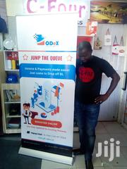 Roller-up Banner | Printing Equipment for sale in Greater Accra, Tema Metropolitan