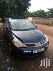Nissan Versa 2007 1.8 S Hatchback Blue | Cars for sale in Greater Accra, Adenta Municipal