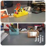 Beaded Stationery Stand | Commercial Property For Sale for sale in Greater Accra, East Legon