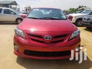 Toyota Corolla 2012 Red | Cars for sale in Greater Accra, Adenta Municipal