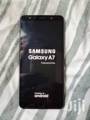 Samsung Galaxy A7 64 GB Black | Mobile Phones for sale in Greater Accra, Teshie-Nungua Estates