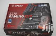 MSI Z270 Gaming M7 7th Gen Motherboard | Computer Hardware for sale in Greater Accra, Odorkor