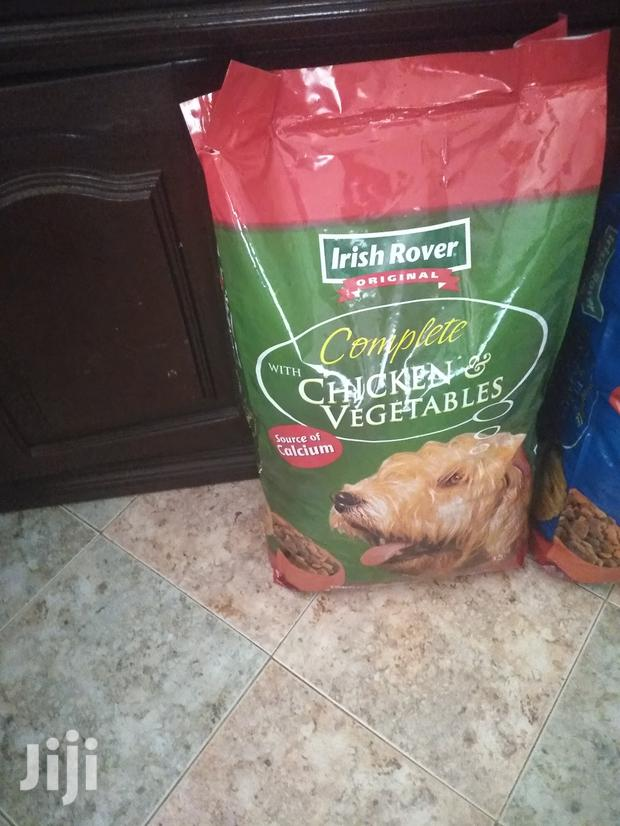 Archive: Complete With Chicken And Vegetables (Irish Rover Original)