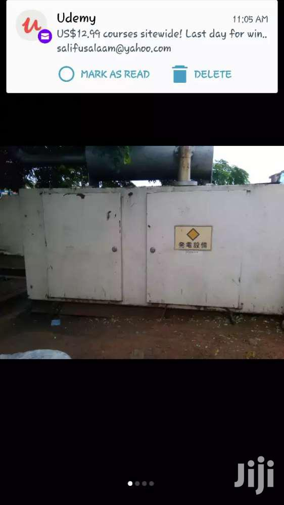 Archive: Plant For Sale 200kva