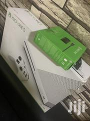 New Xbox One S 1 Terabyte With Charge Kit And Six Latex Offline Games | Video Game Consoles for sale in Greater Accra, Ga South Municipal