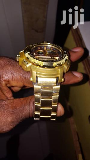 Gold Wrist Watch For Sale