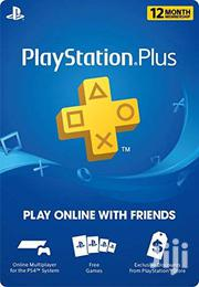 Playstation Plus 1 Year Subscription Voucher | Video Game Consoles for sale in Greater Accra, Cantonments