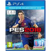 Pes18 Ps4 Disc | Video Games for sale in Greater Accra, Mataheko