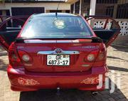 Toyota Corolla 2006 S Red   Cars for sale in Volta Region, Nkwanta North