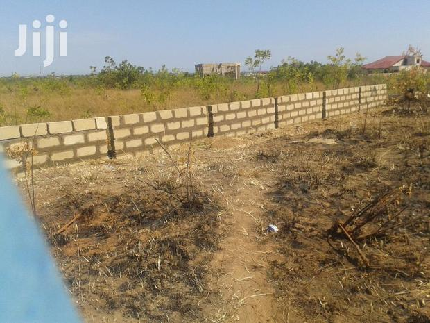 Buy a Roadside Land at Oyibi Valley View