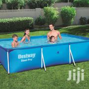 Bestway Steel Pro Swimming Pool With Steel Frame | Plumbing & Water Supply for sale in Greater Accra, Adenta Municipal