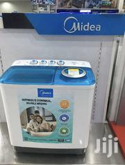 Quality Midea 12kg Washing Machine Double Door Semi Automatic | Home Appliances for sale in Greater Accra, Accra Metropolitan