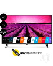 LG 49*Smart 4K Ultra HD Satellite LED Television | TV & DVD Equipment for sale in Greater Accra, Adabraka