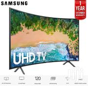 "Samsung 65"" Nu7300 Curved Smart 4K Uhd TV (Ua65nu7300) 