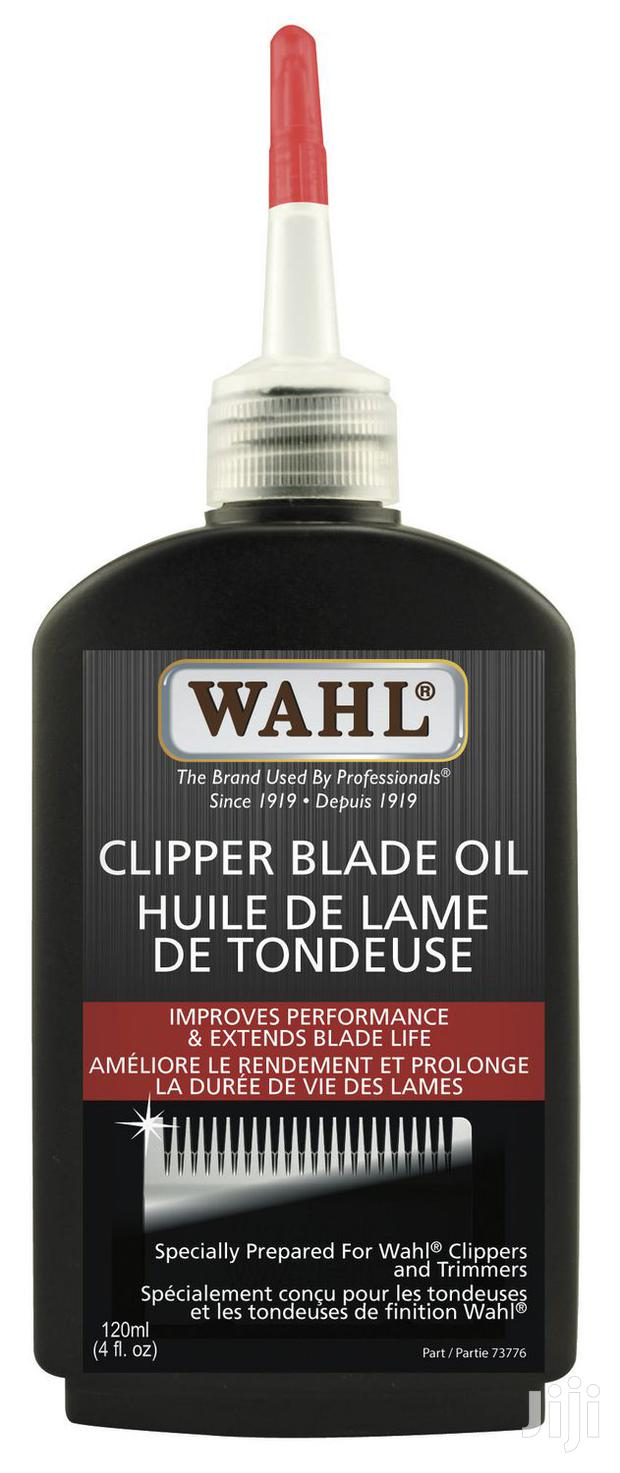 Wahl Hair Oil For Clippers