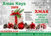 Xmas Keys Music Lessons | Classes & Courses for sale in Greater Accra, Ashaiman Municipal