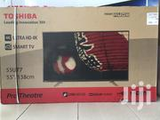 Toshiba 55 Inch Smart TV 4K Ultra HD LED | TV & DVD Equipment for sale in Greater Accra, Accra Metropolitan