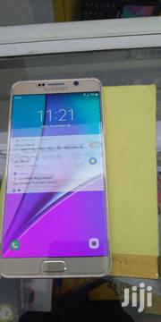 Samsung Galaxy Note 5 64 GB Silver | Mobile Phones for sale in Greater Accra, Abossey Okai